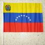 Bandera De Venezuela Con Su Asta Plastica