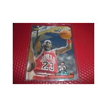 Cv Michael Jordan 1995 Upper Deck Cc Dr Basquetball Nba