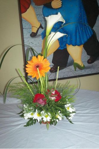 Floristeria centros de mesa bodas decoracion bouquets bs t6huu precio d venezuela - Precios de centros de mesa para boda ...