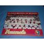 Afiche De La Vinotinto De Beisbol