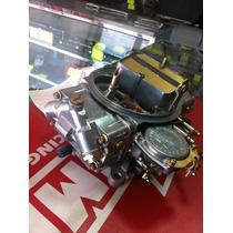 Carburador Cuatro Bocas Holley 750 Vacum Totalmente Nuevo