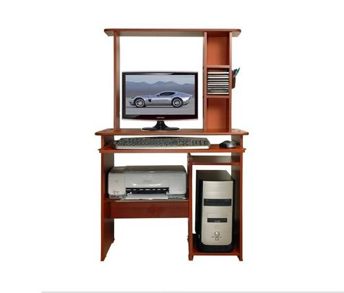 Mesa para computadora tipo escritorio d 3 niveles z 7 for Muebles de escritorio precios