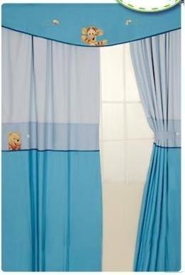 cortinas infantiles ni as ni os bebe cunas corral On cortinas infantiles valencia