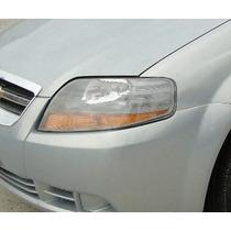 Faros Aveo Chevrolet Nuevos 2006 2007 2008 2009 2010