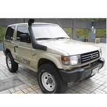 Snorkels Para Mitsubishi Montero Con Su Nuevo Logo Safari