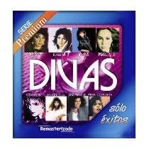 Divas: Karina Kiara Antonietta Melissa Elisa Rego Marlene Cd