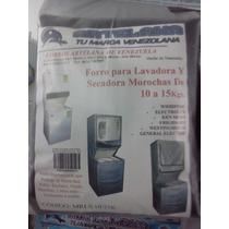 Forro Para Lavadora-secadora Morochas 10 A 15 Kg