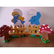 Figuras De Los Pitufos