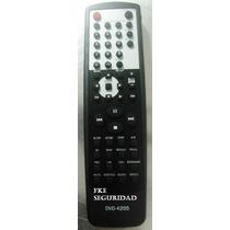 Control Remoto Dvd Parker K205 Incluye Forro + Bateria