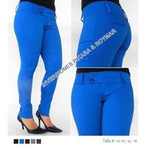 Pantalones De Vestir Para Dama Al Mayor Y Detal