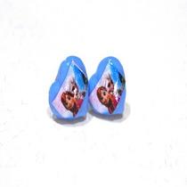 Zarcillos De Frozen 1d Violetta Pepa Sofia - Cotillon