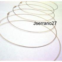 Cadena / Collar / Aro / Dije Oro Laminado