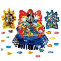 Centro De Mesa Mickey Mouse Disney.