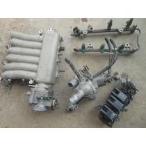 Repuestos Usados De Motor Hyundai Santa Fe 2.7 2001 Al 2005