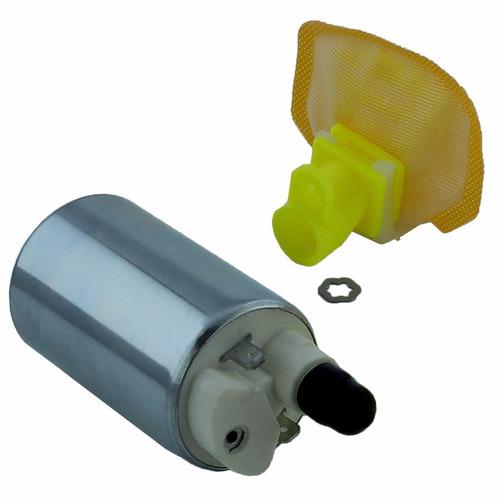 Las huellas de la gasolina sobre la bomba de gasolina