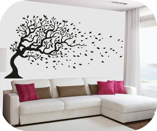 Vinilos decorativos arboles y ramas decoracion paredes for Precios vinilos decorativos