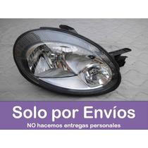 Faro Foco Neon 2003 Al 2006 Derecho Borde Negro - Copiloto