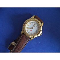 Reloj Michele Dama Dorado Original Para Repuesto Vac14