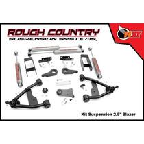 Rough Country Kit Suspension 2.5plg Blazer 1998-2004