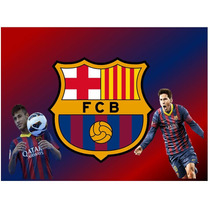 Kit Imprimible Barcelona Fc Tarjeta Decoracion Fiesta Ideas