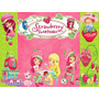 Kit Imprimible Fresita Strawberry Tarjeta Decoracion Fiesta