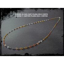 Bellas Cadenas De Goldfield, Oro 3 Colores Súper De Moda