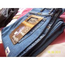 Pantalon(jeans) Wrangler Clásico 0riginal De Hombre, 30x34
