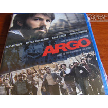 Argo Bluray, Dvd, Uv Combo Pack Original Nuevo Y Sellado