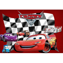Kit Imprimible Cars 2 Tarjeta Decoracion Fiesta Ideas