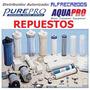 Etapas Cartuchos Envases Osmosis Repuesto Purificador Filtro