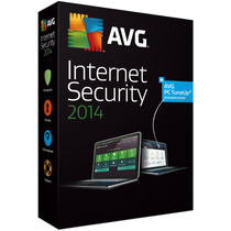Avg Internet Security 2014 Licencia 4 Años 32 Y 64 Bit