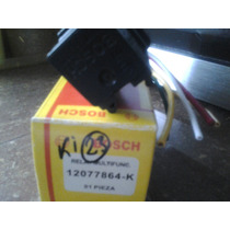 Relay Bosch Blazer 5 Pines Original 12077864-k Multifuncion