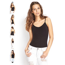 Tops Franelillas Forever21 Varios Colores! Al Mayor Y Detal!