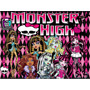 Kit Imprimible Monster High Tarjeta Decoracion Fiesta Globos