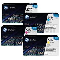 Toner Hp Original 646a Cf033a Impresora 4540 Caja Negra