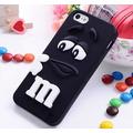 Forros 3d M&m Bean Case, Silicon Con Olor Para Iphone 5