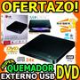 Wow Quemador De Dvd Externo Lg Gp50 8x Dl Slim Portatil Usb