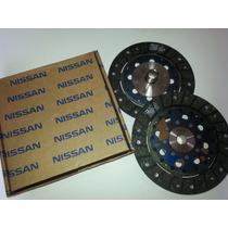 Disco De Clutch Nissan Sentra B16 Y Tiida Original