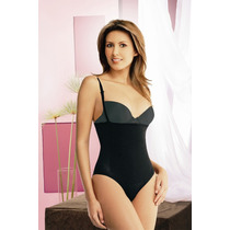 Cocoon Faja Body Strapless Senos Libres Reductor Termico