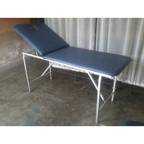 Camilla Reclinable Portable De Orificio Facial.