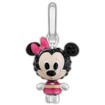 Dije De Cristales Swarovski Original Minnie Mouse 3d