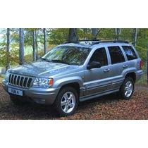 Parachoques Delantero De Jeep Grand Cherokee 2003-2005 Wj