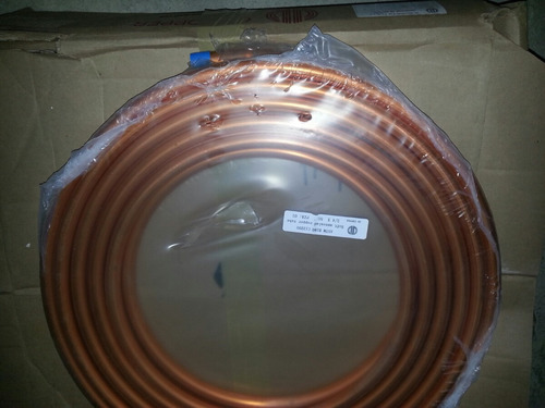 Tuberias de cobre para refrigeracion y gas varias medidas - Tuberia cobre precio ...