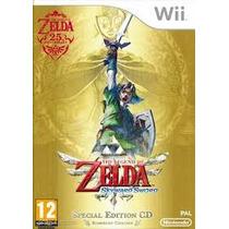 The Legend Of Zelda Skyward Sword 25th Anniversary
