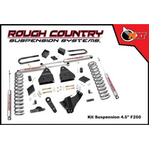 Rough Country Kit Suspensión 4.5plg F-250 Super Duty 11-14