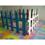 Cercas De Madera Guarderias, Preescolares Y Áreas Infantiles