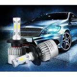 Luces Led 72w/8000lm H4 H13 9004 9007  Para Carro Y Moto