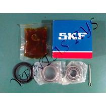Rolinera Traseras Chevrolet Corsa Kit Skf Original