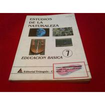 Libro De Estudios De La Naturaleza 7mo , Autor Alvaro Ruiz