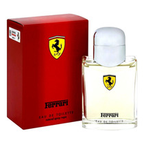 Perfume Ferrari Red Caballero 125ml 100% Original Miami